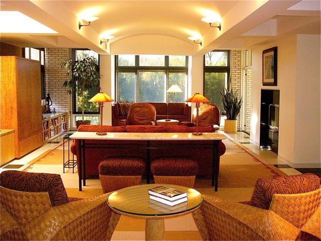Modern Living Room San Francisco Best Interior Design 12: San Francisco