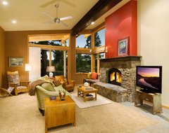 Great Room contemporary-living-room