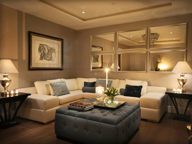 Interior Design Living Room Warm Inspiration For A Contemporary