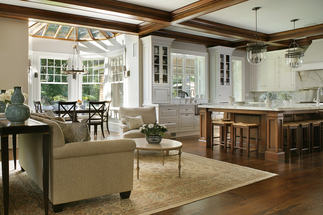 Greenwich CT Traditional Kitchen Other Metro By