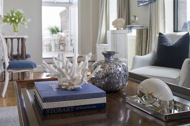 Get More Mileage From Your Coffee Table Books As Decorating Elements