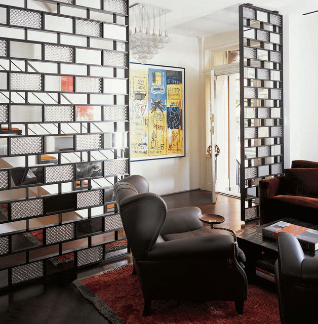 greenwich village townhouse - contemporary - living room - new york