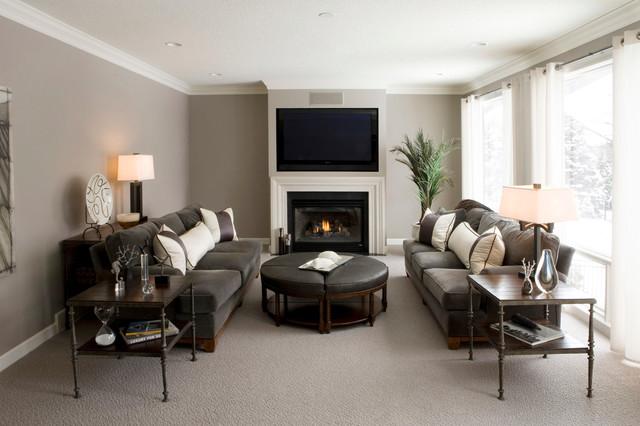 grey modern living room des moines ia contemporary living room