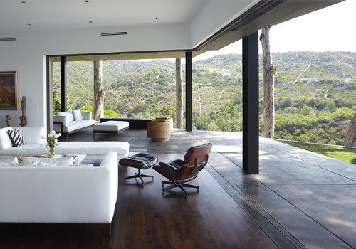 GRIFFIN ENRIGHT ARCHITECTS: Mandeville Canyon Residence
