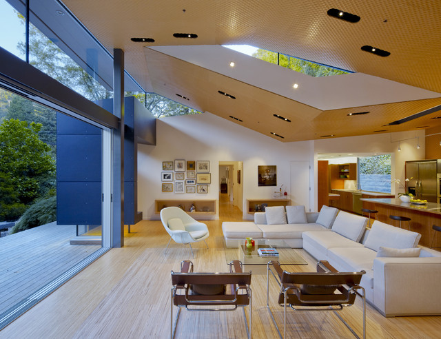 GRIFFIN ENRIGHT ARCHITECTS: Ross Residence