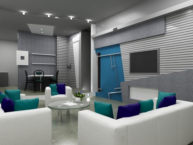 Guest house interior designing in bangalore india contemporary other metro by ashwin - Guest house interior design ...