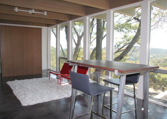 guest house modern-living-room