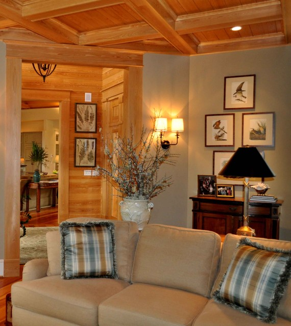 Traditional living room charleston by frederick frederick