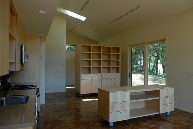Guldimann- Saratoga contemporary-living-room