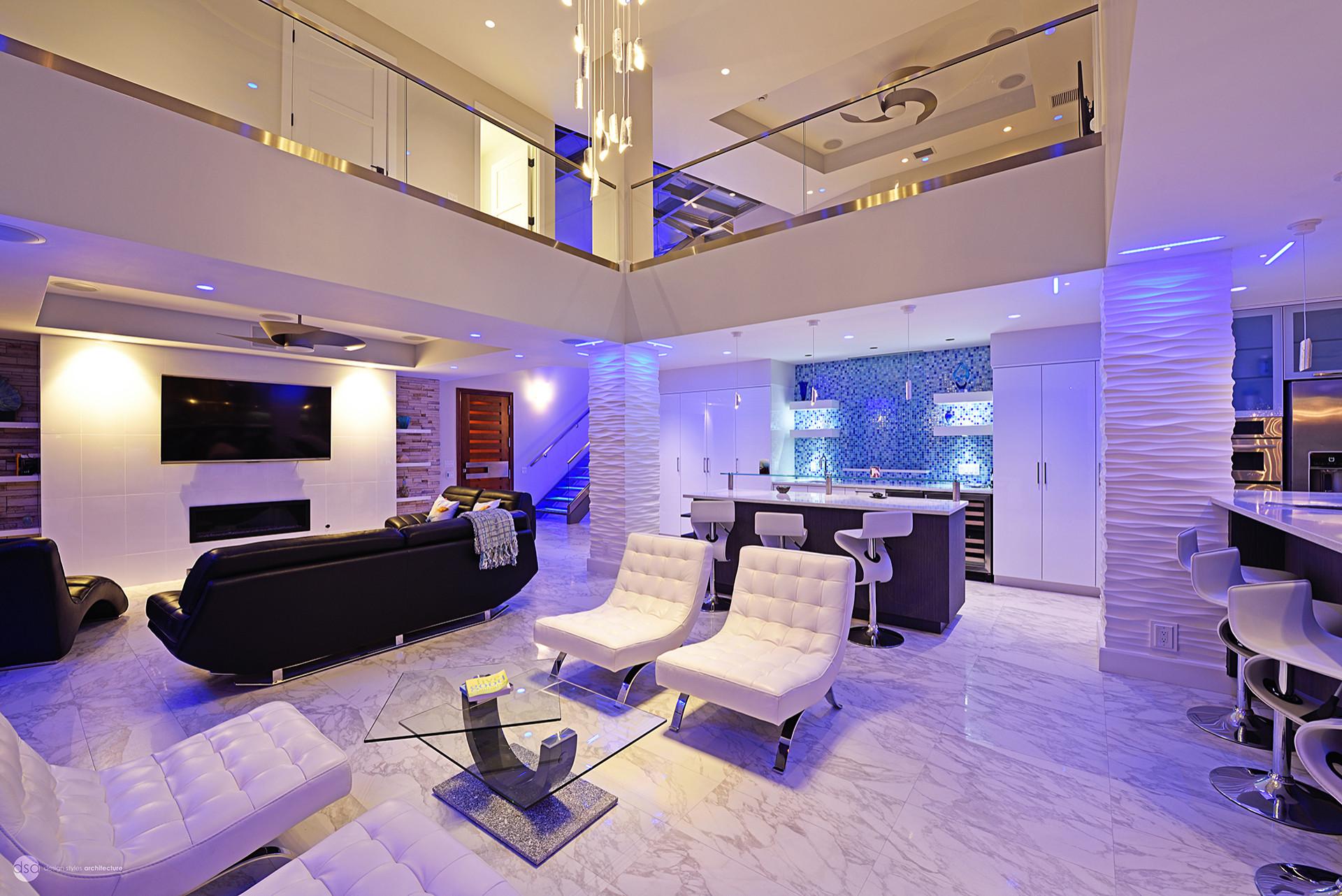 75 Beautiful Purple Marble Floor Living Room Pictures Ideas December 2020 Houzz