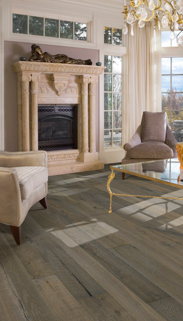 Hallmark Floors Organic 567 Earl Grey White Oak