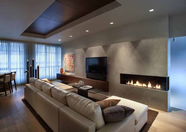 Hamilton contemporary living room other metro by for Rooms interior design hamilton