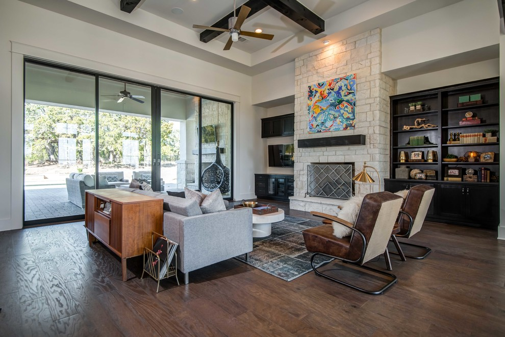 hamilton pool hill country contemporary  transitional