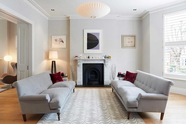 Hampstead london nw3 for Joop living room 007