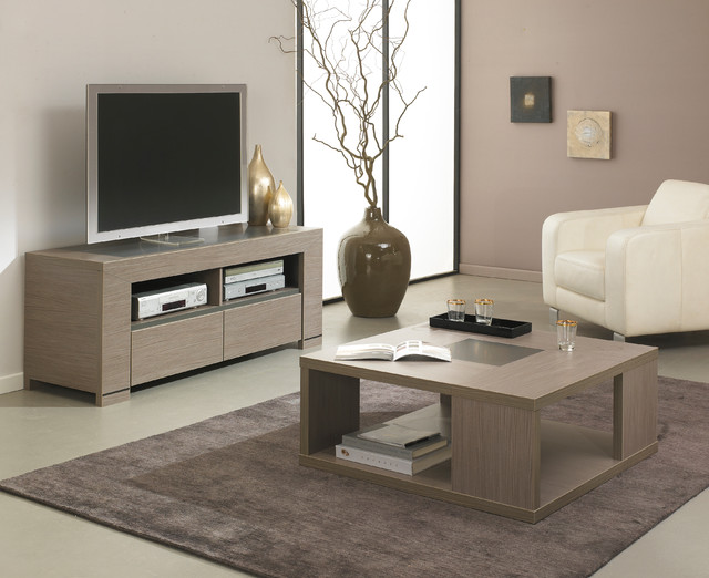 hanna living room collection contemporain salon