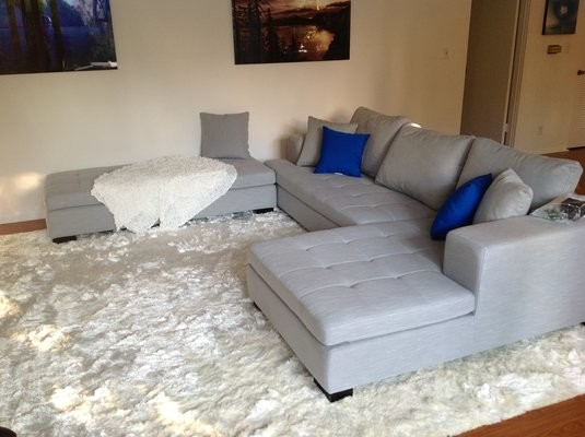Happy Customers contemporary-living-room