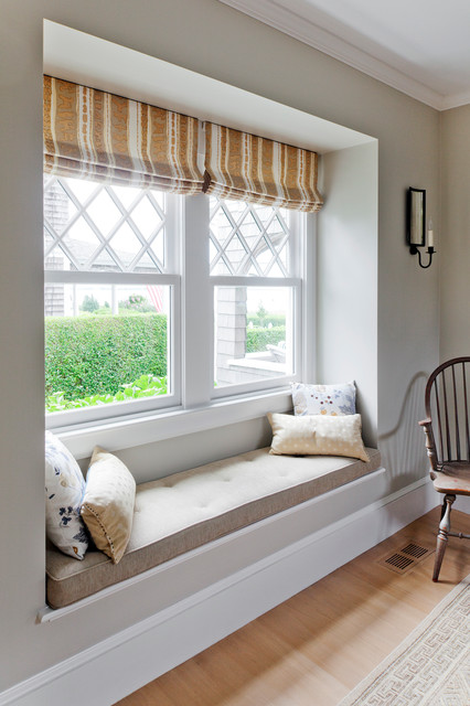 Harbor View Window Seat - Traditional - Living Room ...