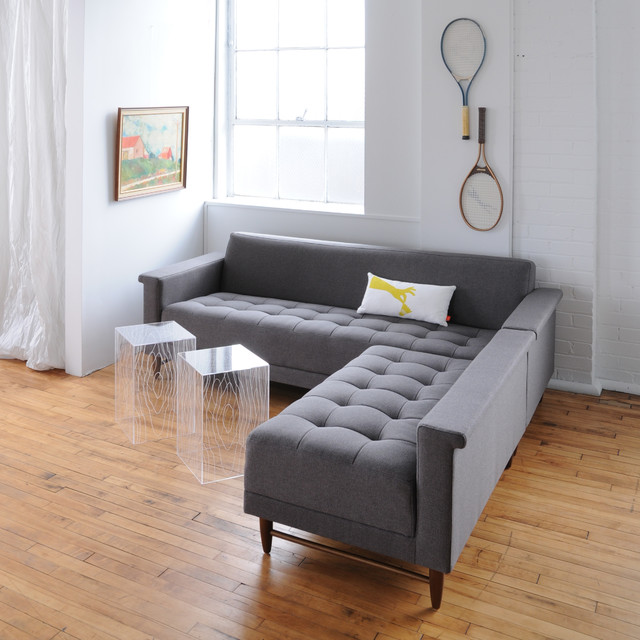 harbord sectional by gus modern direct furniture. Black Bedroom Furniture Sets. Home Design Ideas