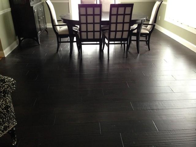 Hardwood Floors living-room