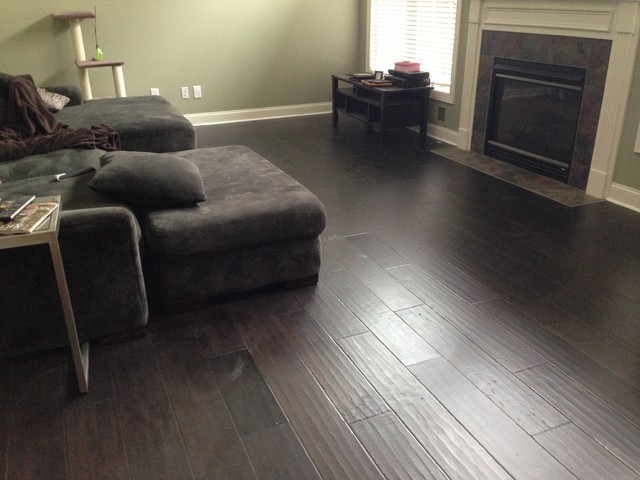 Hardwood Floors living-room
