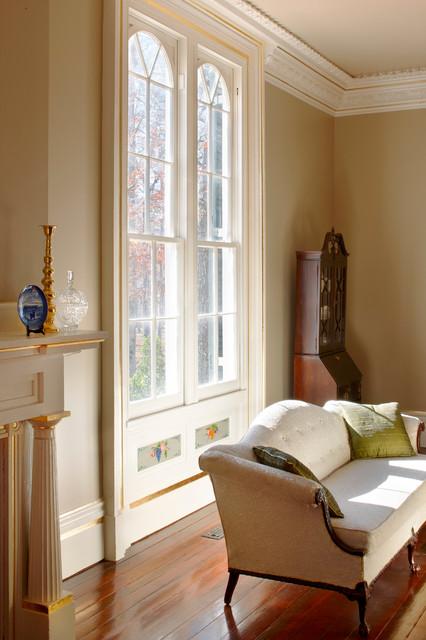 Hathorn Residence traditional-living-room
