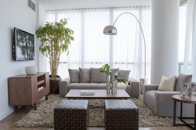 Haus collection modern living room phoenix by for Haus modern furniture