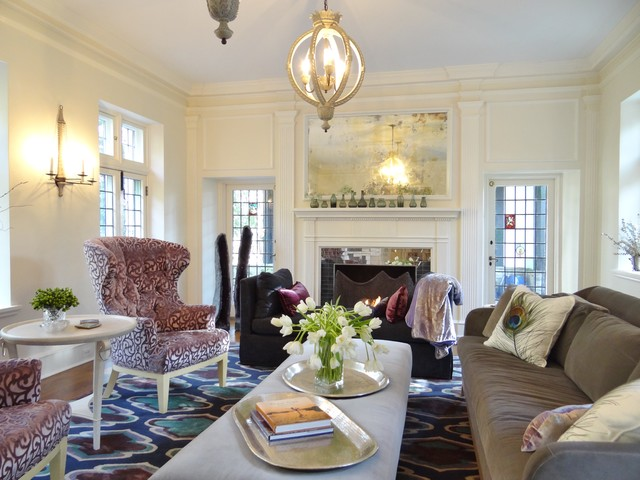 Haverford traditional-living-room