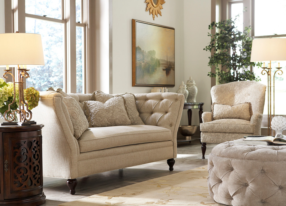 Havertys Furniture - Traditional - Living Room - Other - by