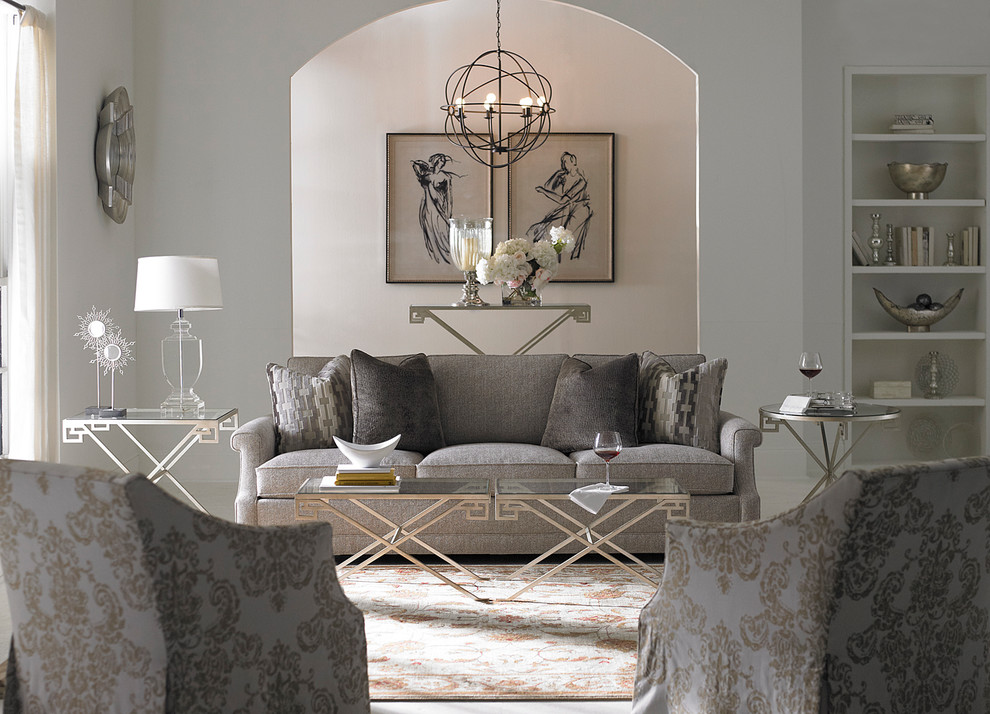 Havertys Furniture - Transitional - Living Room - Other - by