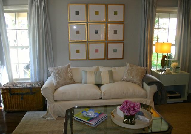 Hayden Residence traditional-living-room