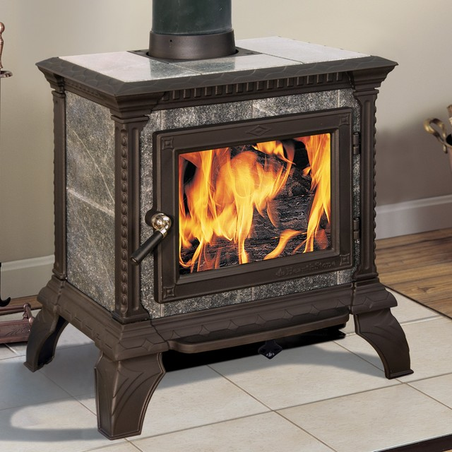 Hearthstone Tribute Soapstone Wood Stoves Living Room