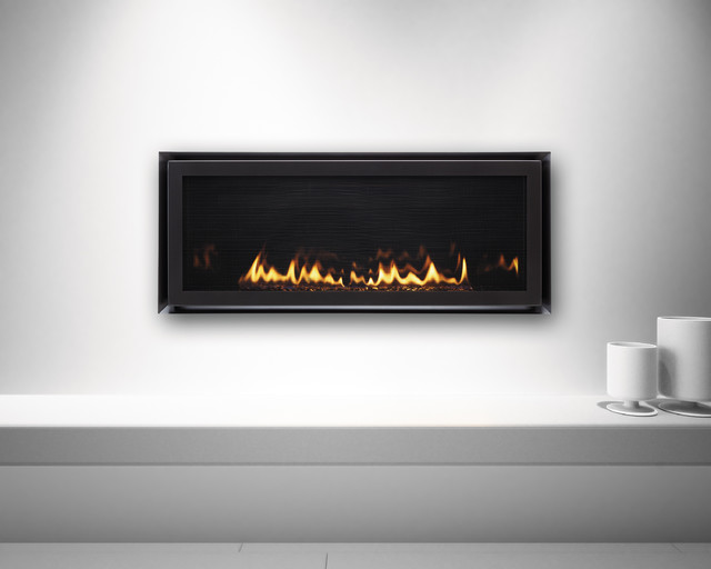 Heat & Glo Cosmo 42 Gas Fireplace - Contemporary - Living Room ...