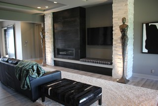 Heat & Glo MEZZO Series Gas Fireplace