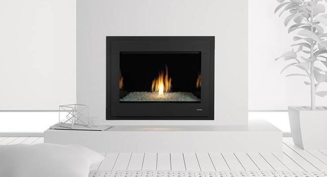 heat n glo modern gas fireplaces 8000 modern modern