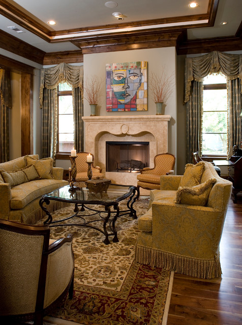 Heights New Orleans Project 2 traditional-living-room