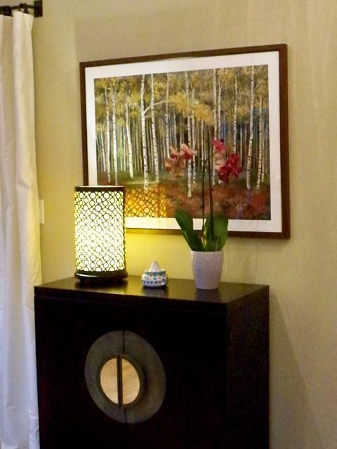Helen Residence traditional-living-room