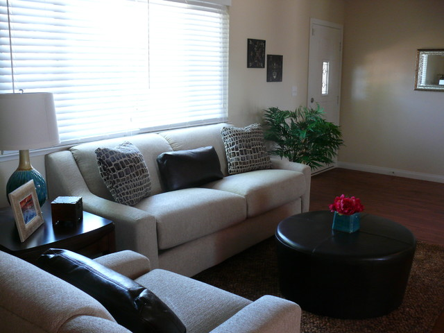Henderson Stage Vermillion PL. contemporary-living-room