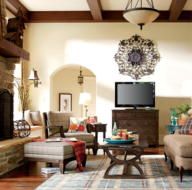 Hgtv Home Furniture Collection Traditional Living Room Other By Furniture Showcase