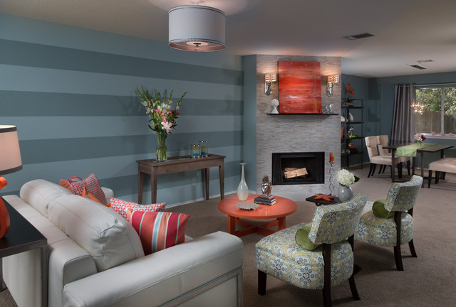 Colorful Home Makeovers From Property Brothers: Buying   Selling ...