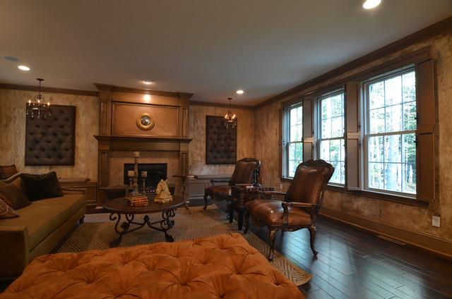 HGTV - Showhouse Showdown Home 1 traditional-living-room