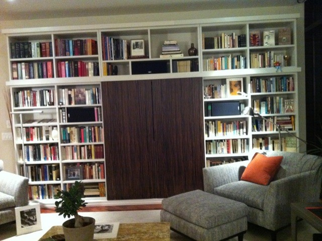Living Room Bookcases : Connellyoncommerce.Com