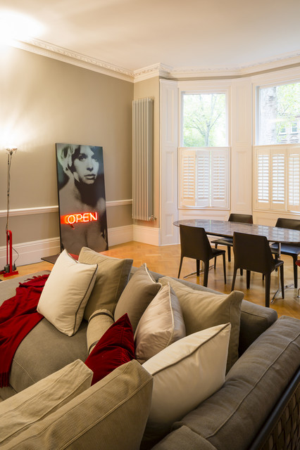 High end bespoke design apartment south kensington london for High end interior designers london