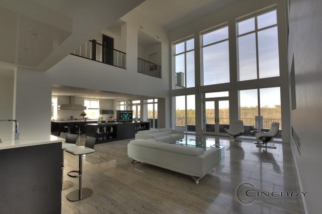 High End Residential Modern Living
