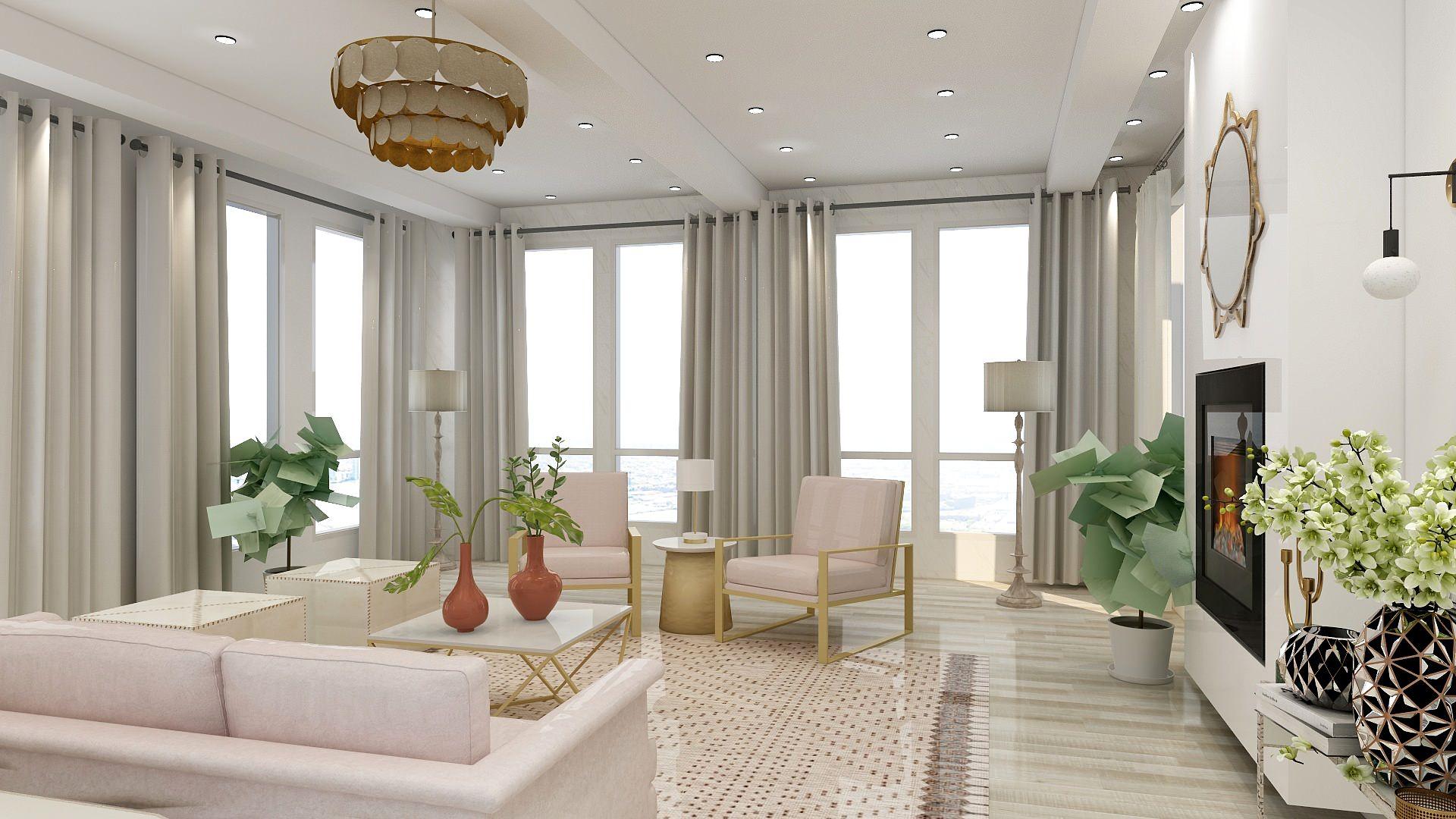 High Rise Apartment Refresh