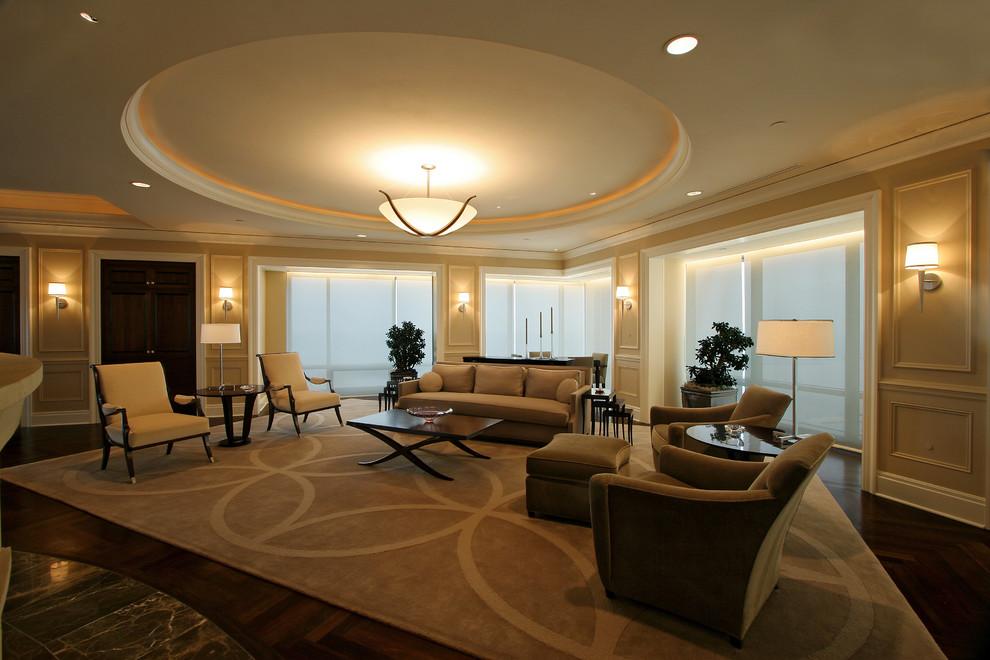 Luxury Living Room Decor & Furniture Ideas