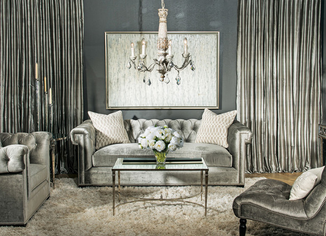 High Fashion Home Extraordinary High Style  Eclectic  Living Room  Houston High Fashion Home Design Decoration