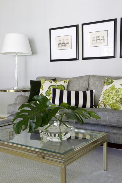 Camilla Molders Design contemporary-living-room