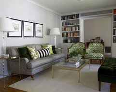 Camilla Molders Design contemporary-living-room