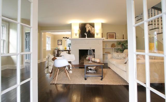 Highview Norwalk Ct Industrial Living Room New