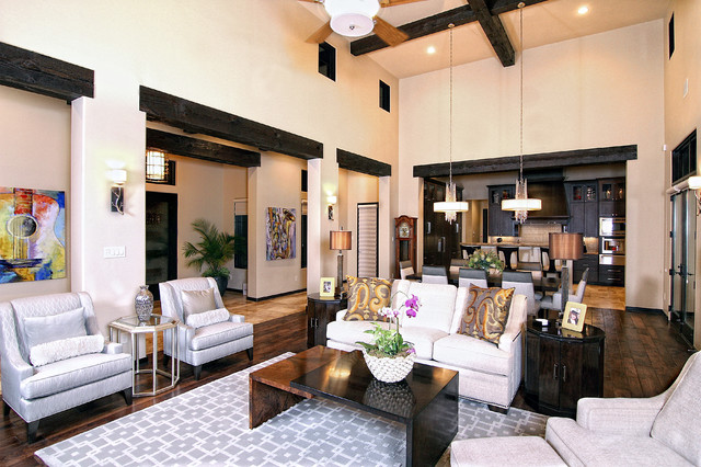 Modern Hill Country Austin Texas Traditional Living Room Austin By Zbranek Holt